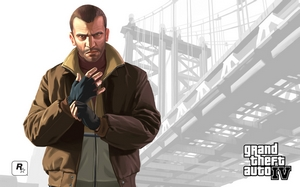 Grand Theft Auto IV Outdoor Series - Niko
