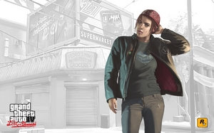 Grand Theft Auto IV: The Lost and Damned - Ashley