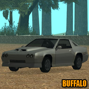 GTA: San Andreas - Buffalo
