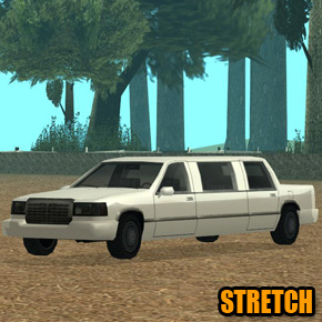 GTA: San Andreas - Stretch