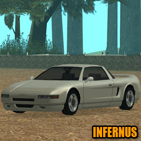 GTA: San Andreas - Infernus