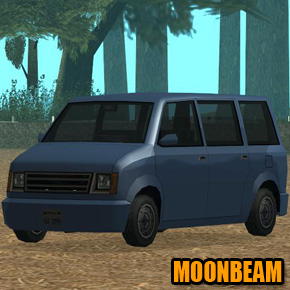 GTA: San Andreas - Moonbeam
