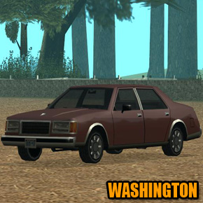 GTA: San Andreas - Washington