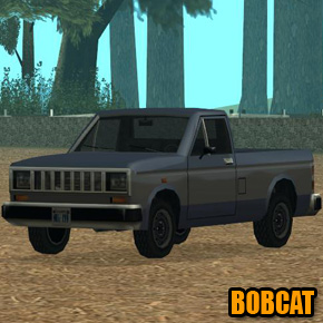 GTA: San Andreas - Bobcat