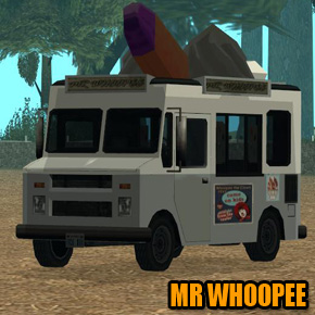 GTA: San Andreas - Mr Whoopee