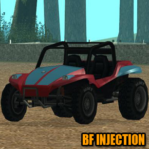 GTA: San Andreas - BF Injection