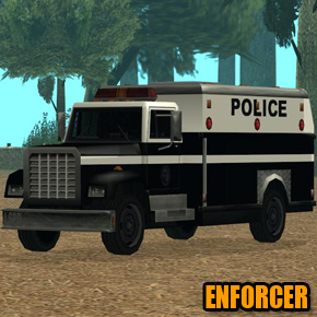 GTA: San Andreas - Enforcer