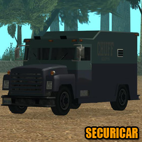 GTA: San Andreas - Securicar