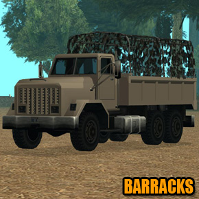 GTA: San Andreas - Barracks