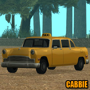 GTA: San Andreas - Cabbie