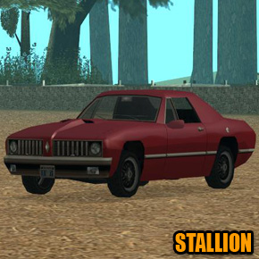 GTA: San Andreas - Stallion