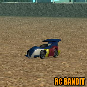GTA: San Andreas - RC Bandit
