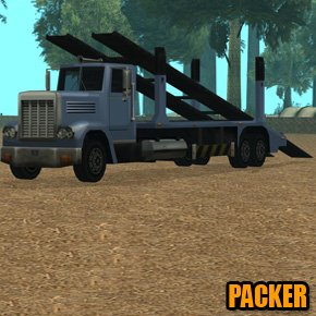 GTA: San Andreas - Packer