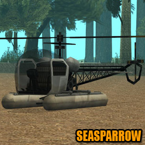 GTA: San Andreas - Seasparrow