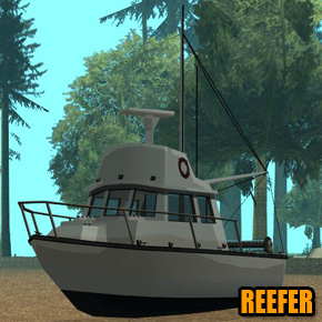 GTA: San Andreas - Reefer