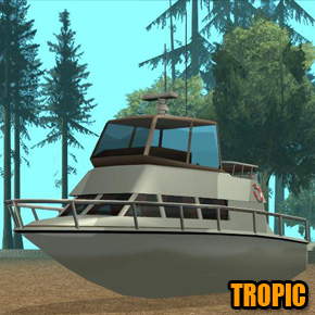 GTA: San Andreas - Tropic