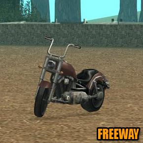 GTA: San Andreas - Freeway