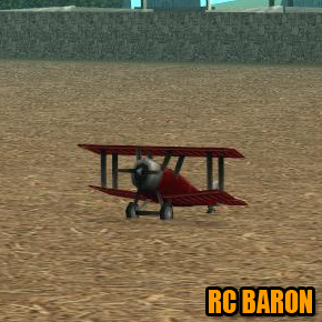 GTA: San Andreas - RC Baron