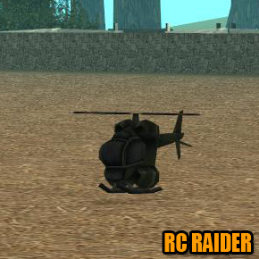 GTA: San Andreas - RC Raider
