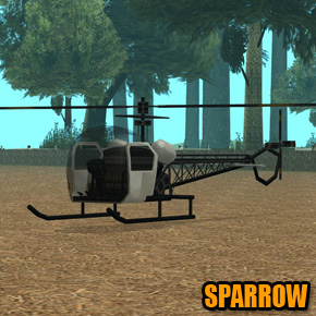 GTA: San Andreas - Sparrow