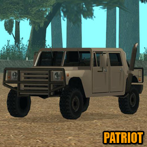 GTA: San Andreas - Patriot