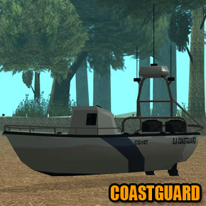GTA: San Andreas - Coastguard