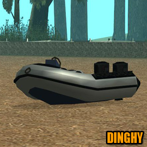 GTA: San Andreas - Dinghy
