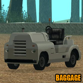 GTA: San Andreas - Baggage
