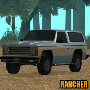 GTA: San Andreas - Rancher