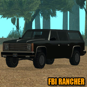 GTA: San Andreas - FBI Rancher
