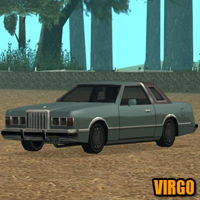 GTA: San Andreas - Virgo
