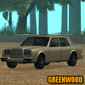 GTA: San Andreas - Greenwood
