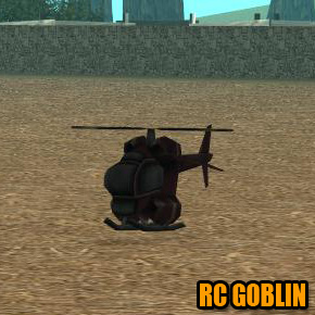 GTA: San Andreas - RC Goblin