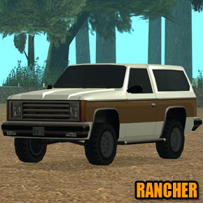 San Andreas Vehicle (GTA: San Andreas) - GTAvision com - Grand Theft
