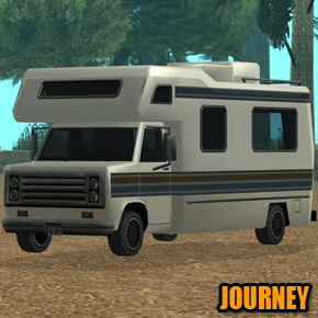 GTA: San Andreas - Journey