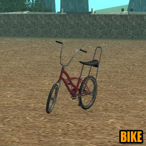 GTA: San Andreas - Bike