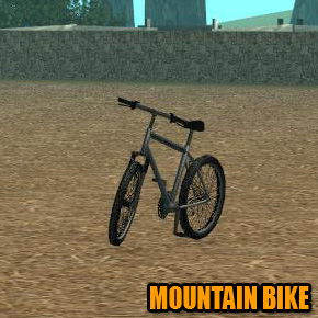 GTA: San Andreas - Mountain Bike