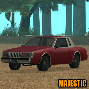 GTA: San Andreas - Majestic