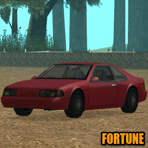 GTA: San Andreas - Fortune