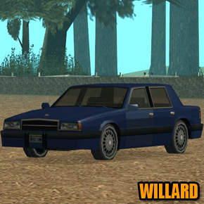 GTA: San Andreas - Willard