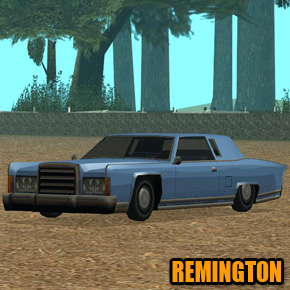GTA: San Andreas - Remington