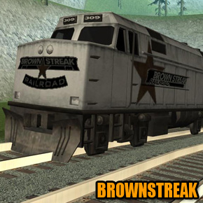 GTA: San Andreas - Brownstreak