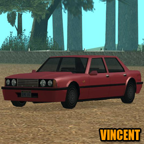 GTA: San Andreas - Vincent