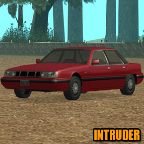 GTA: San Andreas - Intruder