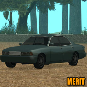 GTA: San Andreas - Merit