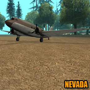 GTA: San Andreas - Nevada