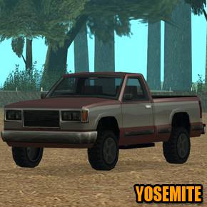 GTA: San Andreas - Yosemite