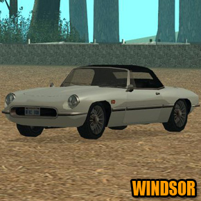 GTA: San Andreas - Windsor