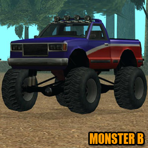 GTA: San Andreas - Monster B