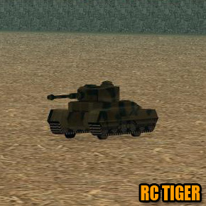 GTA: San Andreas - RC Tiger